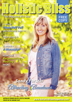 Holistic Bliss August 2014