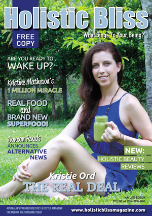 Holistic Bliss May 2015